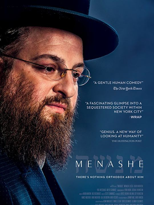 Menashe : Kinoposter