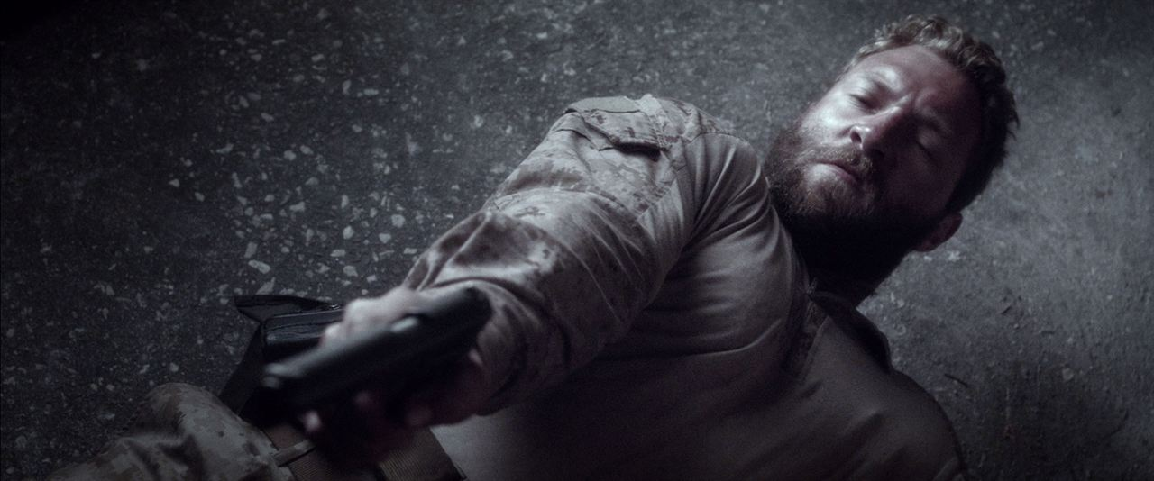 Man Down : Bild Jai Courtney