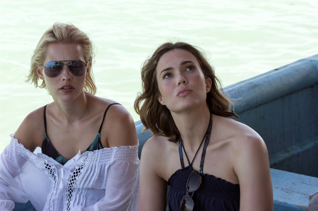 47 Meters Down : Bild Claire Holt, Mandy Moore