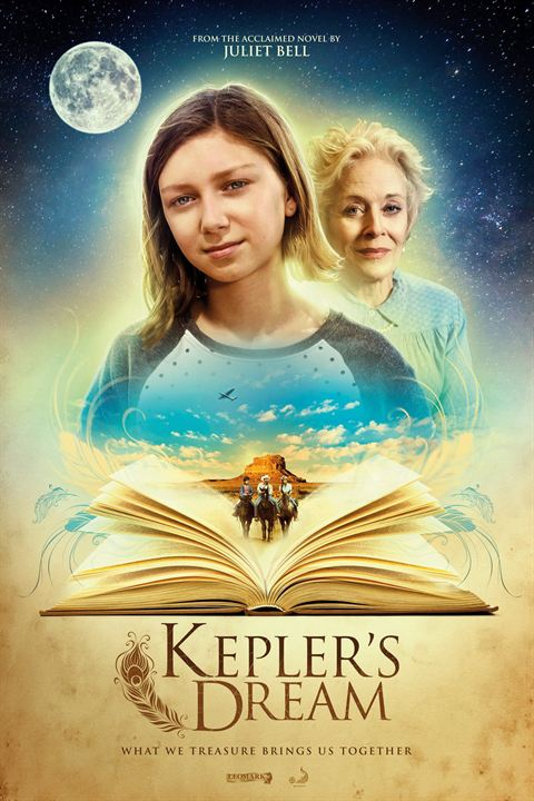 Kepler's Dream : Kinoposter