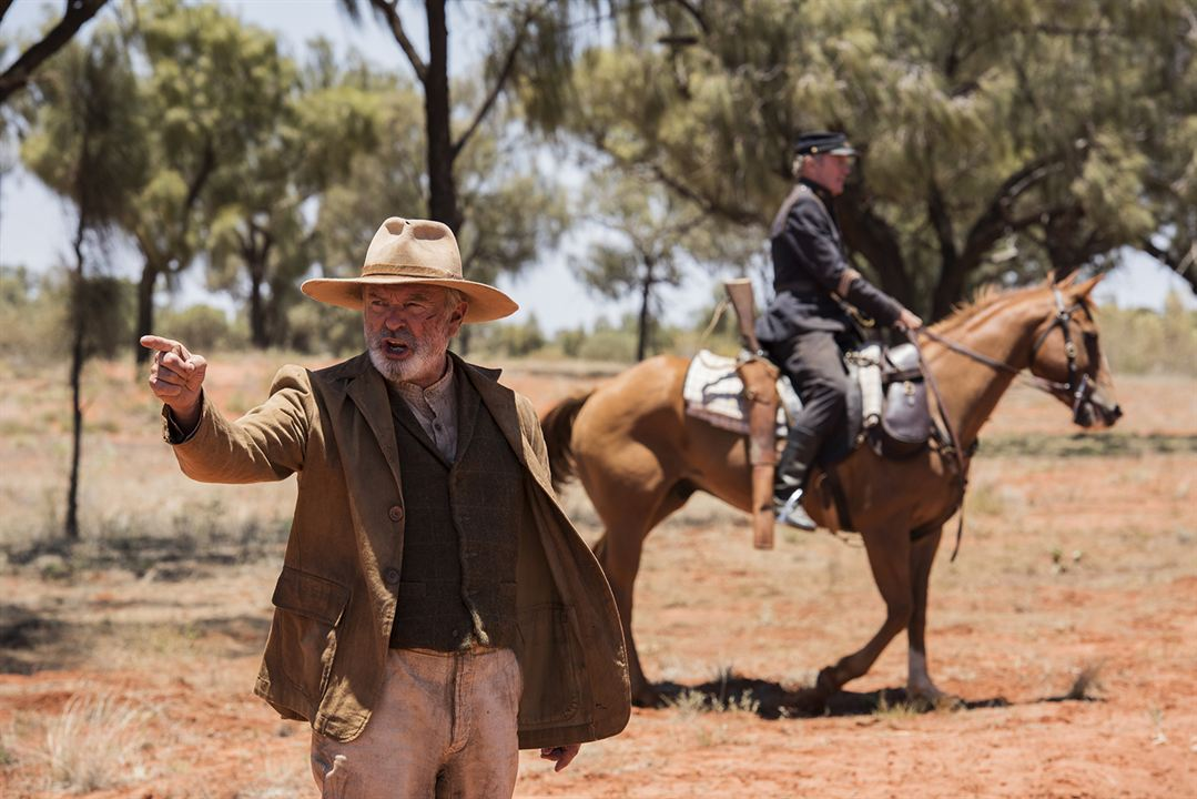 Sweet Country : Bild Bryan Brown, Sam Neill