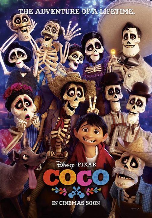 Coco - Lebendiger als das Leben! : Kinoposter