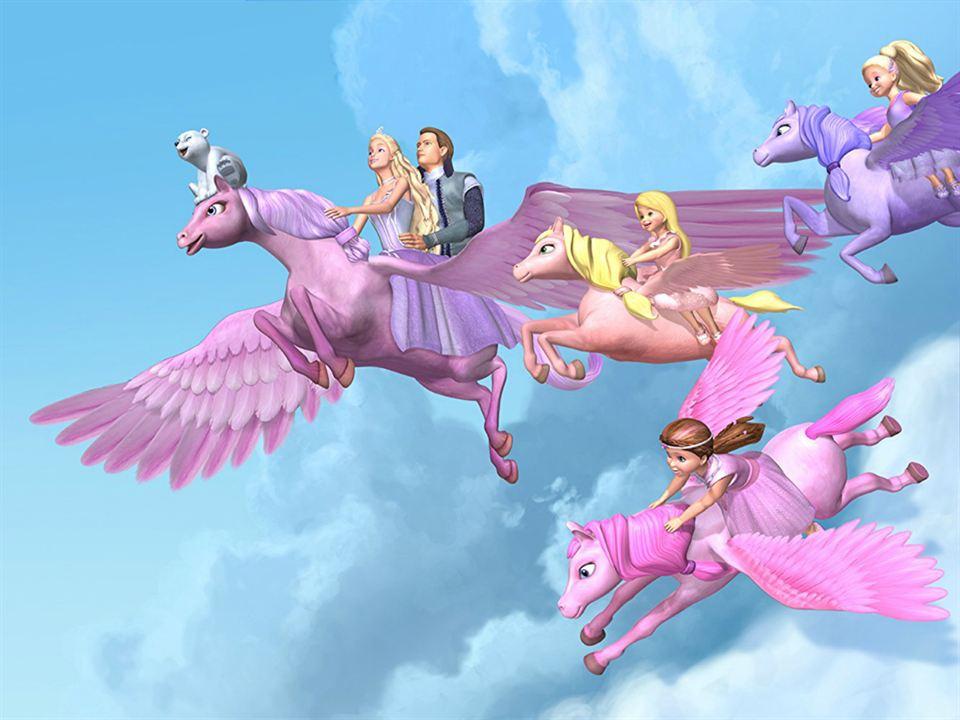 Barbie Der Geheimnisvolle Pegasus
