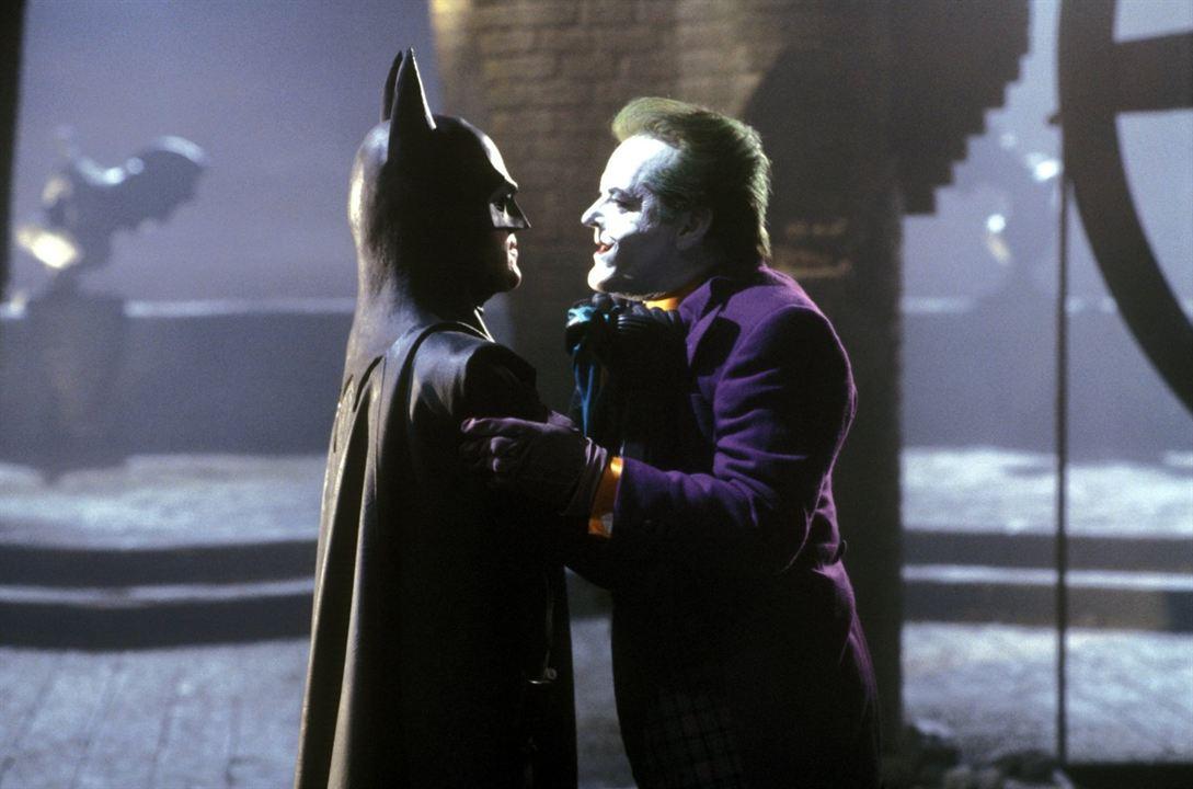 Batman : Bild Jack Nicholson, Michael Keaton