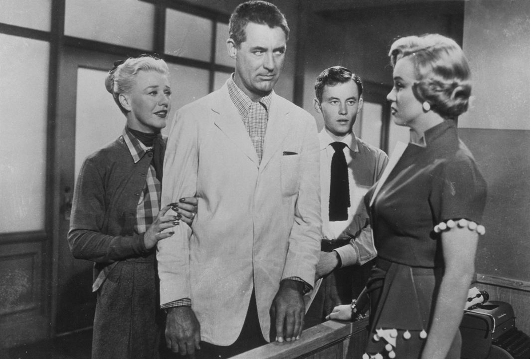 Liebling, ich werde jünger : Bild Cary Grant