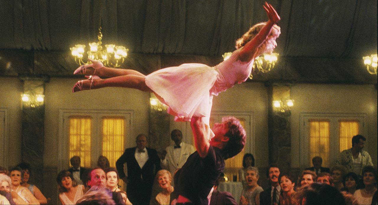 Bild Zu Patrick Swayze Dirty Dancing Bild Jennifer Grey Patrick