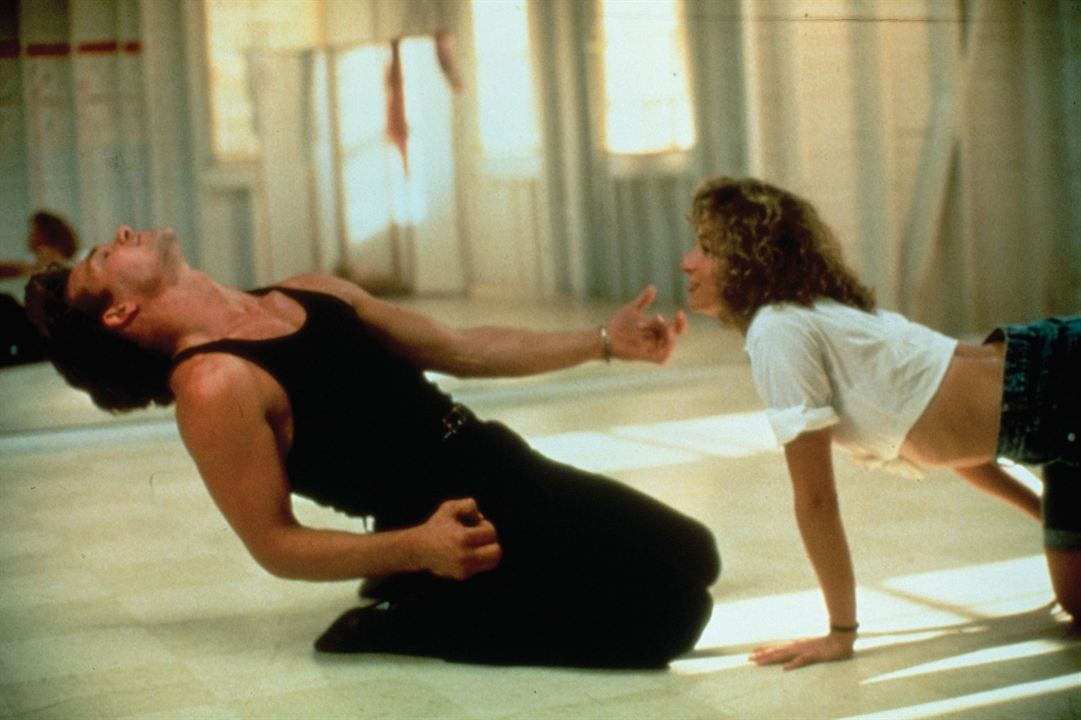 Dirty Dancing : Bild Jennifer Grey, Patrick Swayze