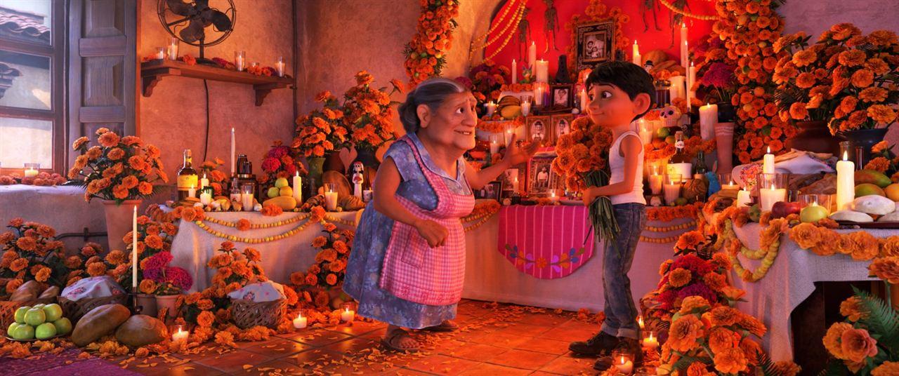 Coco - Lebendiger als das Leben! : Bild