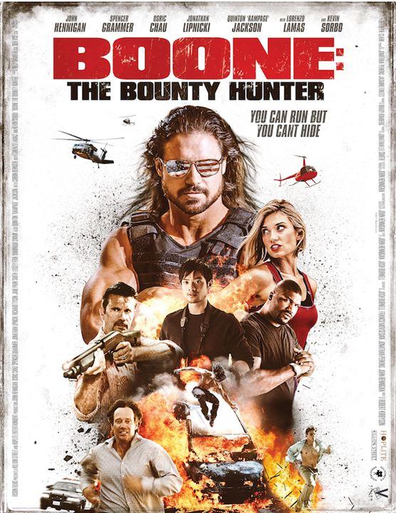 Boone - Der Kopfgeldjäger : Kinoposter