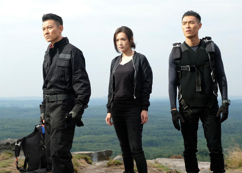The Adventurers : Bild Andy Lau, Shu Qi, Tony Yo-Ning Yang