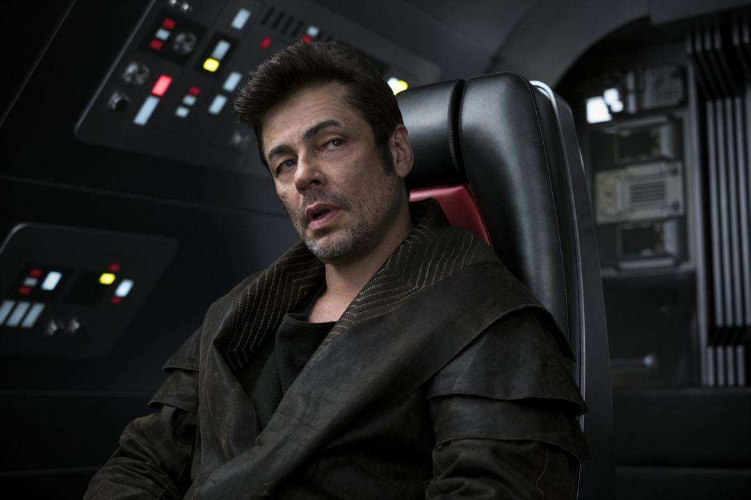 Star Wars 8: Die letzten Jedi : Bild Benicio Del Toro