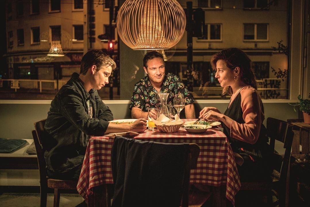 Spielmacher : Bild Antje Traue, Frederick Lau, Mateo Wansing-Lorrio