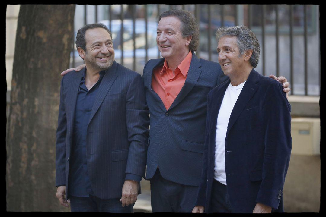 Stars 80, la suite : Bild Bruno Lochet, Patrick Timsit, Richard Anconina