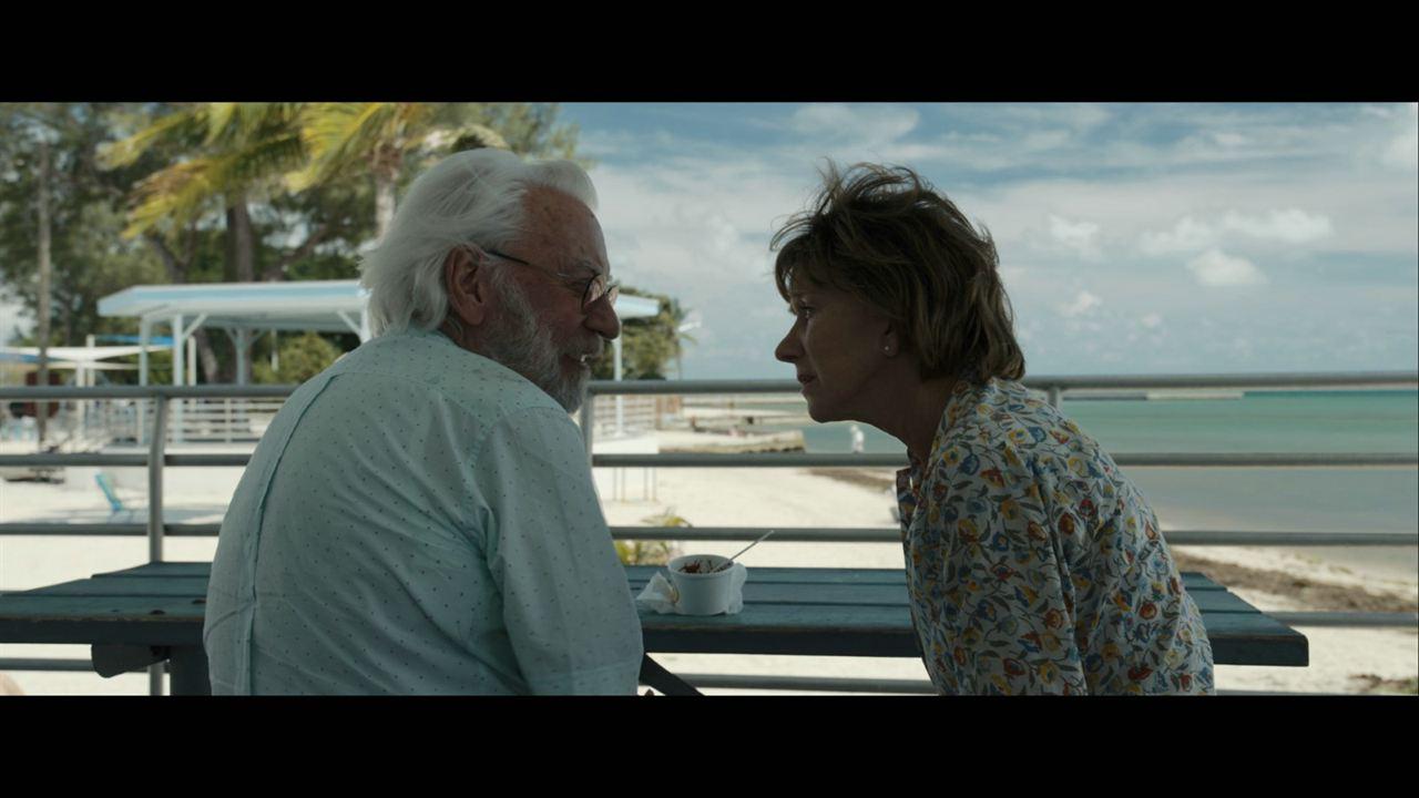 Das Leuchten der Erinnerung : Bild Donald Sutherland, Helen Mirren
