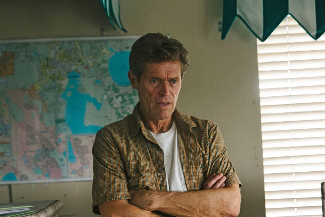 The Florida Project : Bild Willem Dafoe