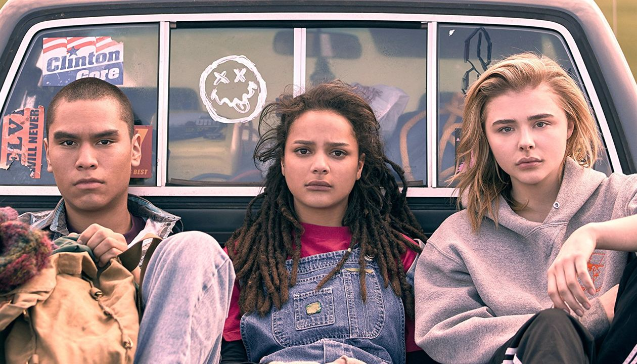 The Miseducation of Cameron Post : Bild Chloë Grace Moretz, Forrest Goodluck, Sasha Lane