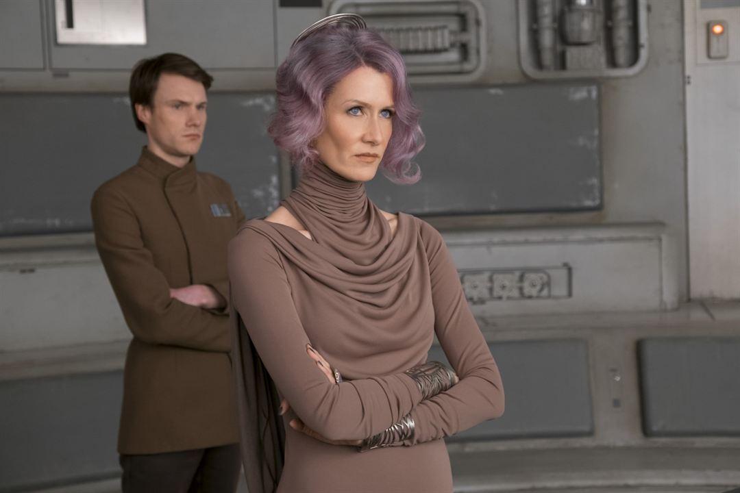 Star Wars 8: Die letzten Jedi : Bild Laura Dern