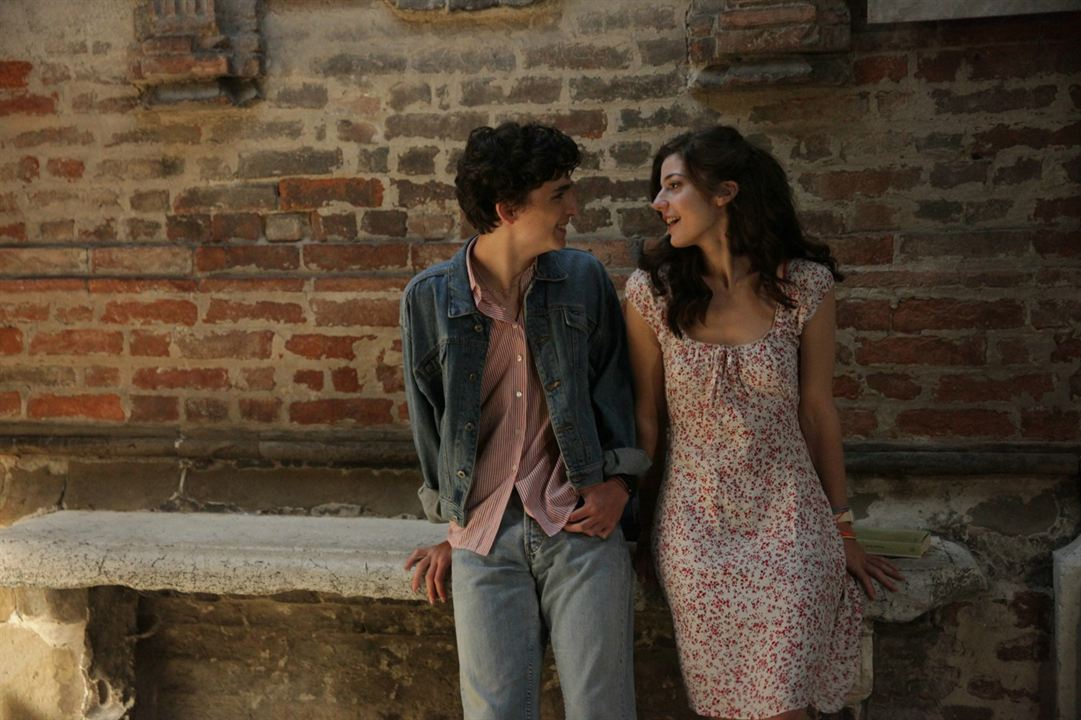 Call Me By Your Name : Bild Esther Garrel, Timothée Chalamet