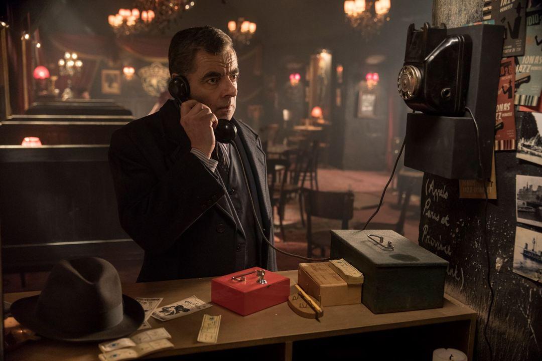 Kommissar Maigret: Die Tänzerin und die Gräfin : Bild Rowan Atkinson