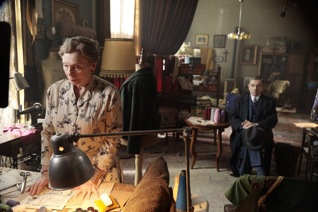 Kommissar Maigret: Die Tänzerin und die Gräfin : Bild Sara Kestelman