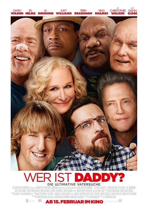 Wer ist Daddy? : Kinoposter