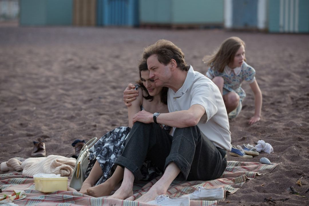 Vor uns das Meer : Bild Colin Firth, Rachel Weisz