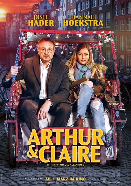 Arthur & Claire : Kinoposter