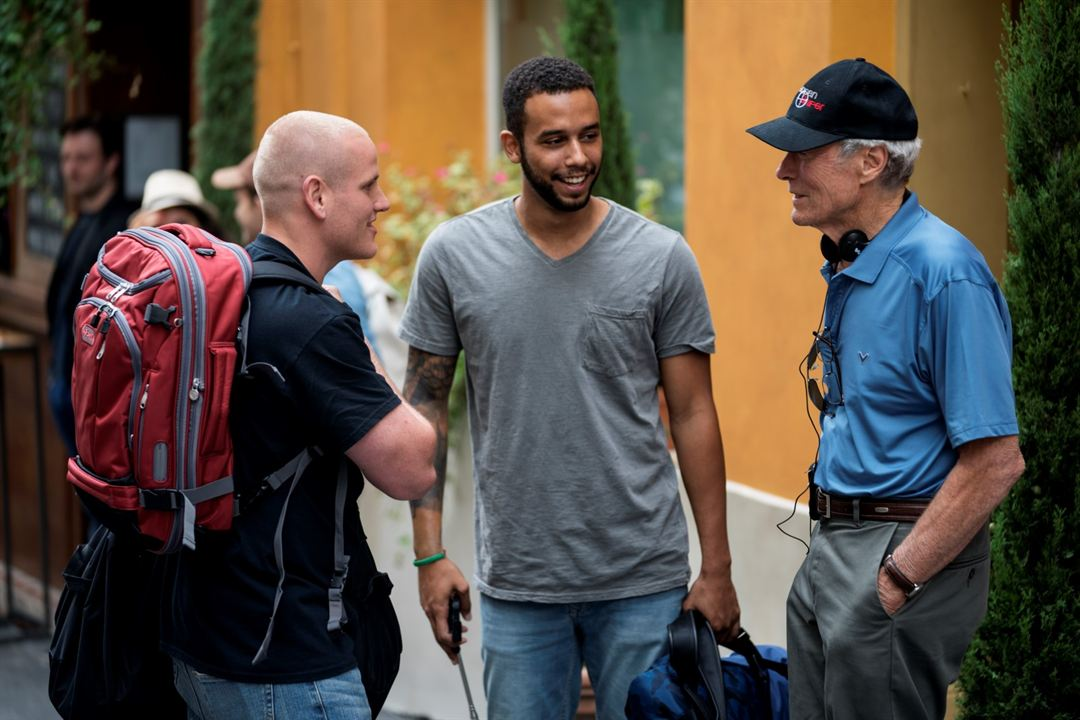 Bild Anthony Sadler, Clint Eastwood, Spencer Stone