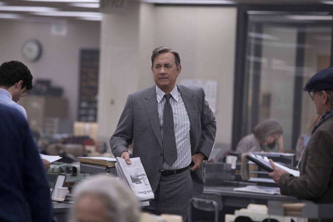 Die Verlegerin : Bild Tom Hanks