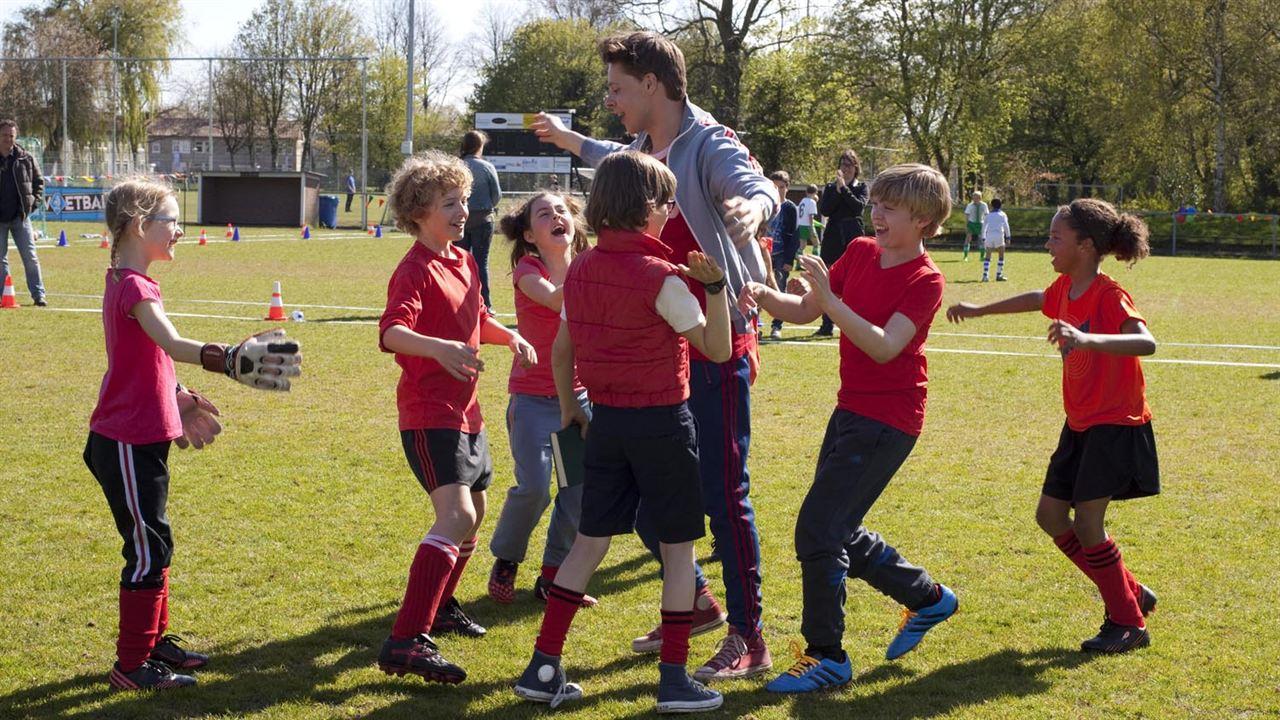 Mister Twister - Eine Klasse im Fußballfieber : Bild Leendert de Ridder
