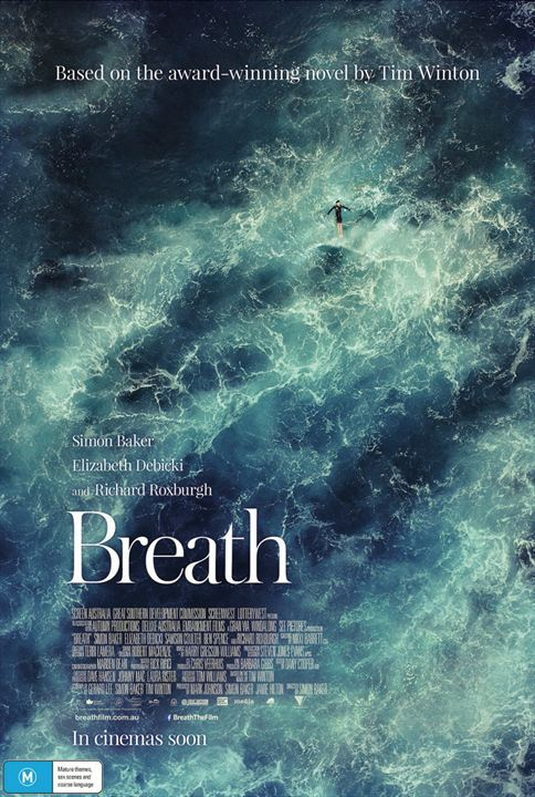 Breath : Kinoposter