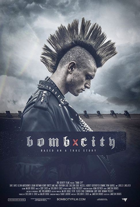Bomb City - Destroy Everything : Kinoposter