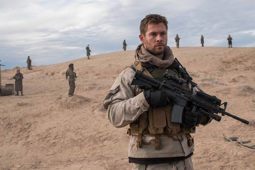 Operation: 12 Strong : Bild Chris Hemsworth
