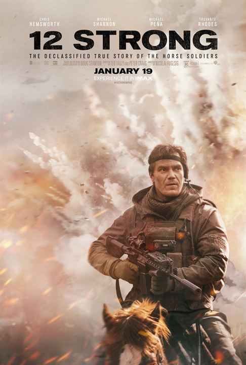 Operation: 12 Strong : Kinoposter