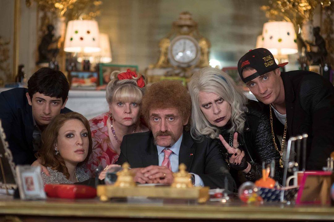 Bild Claire Nadeau, Isabelle Nanty, Jean-Paul Rouve, Pierre Lottin, Sarah Stern