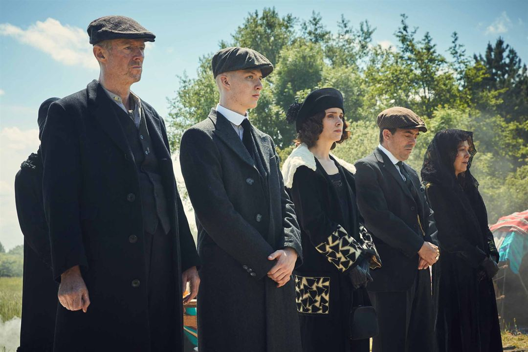 Kinoposter Helen McCrory, Ned Dennehy, Packy Lee, Sophie Rundle