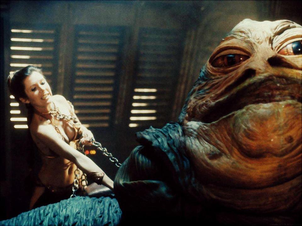 Star Wars: Episode VI - Die Rückkehr der Jedi-Ritter : Bild Carrie Fisher
