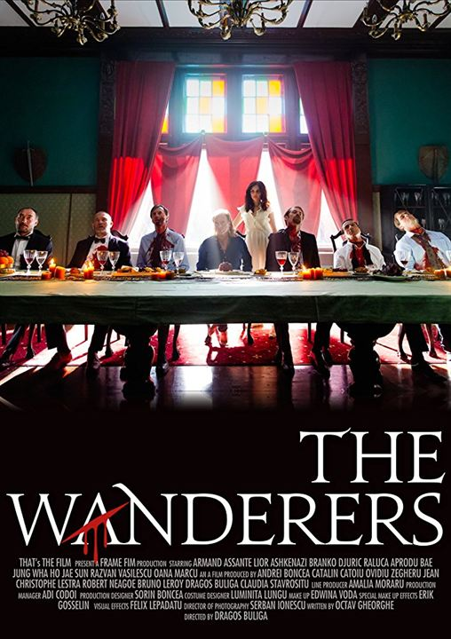 The Wanderers: The Quest of The Demon Hunter : Kinoposter
