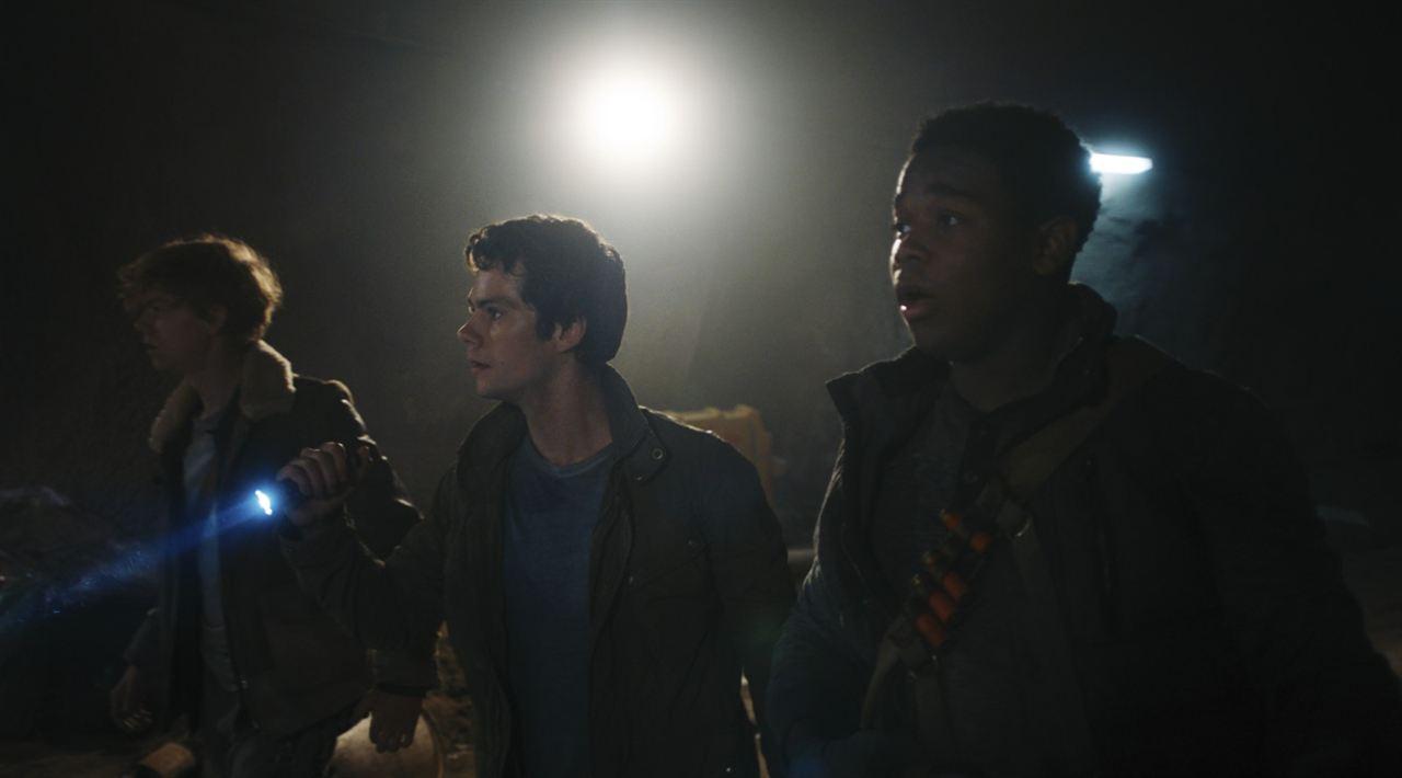 Maze Runner 3 - Die Auserwählten in der Todeszone : Bild Dexter Darden, Dylan O'Brien, Thomas Brodie-Sangster
