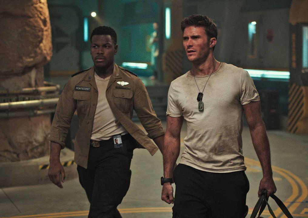 Pacific Rim 2: Uprising : Bild John Boyega, Scott Eastwood