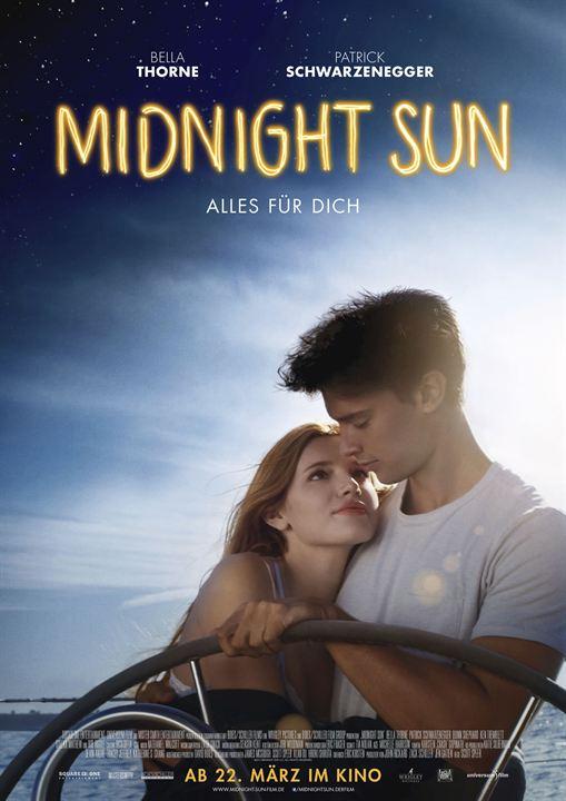 Midnight Sun - Alles für dich : Kinoposter
