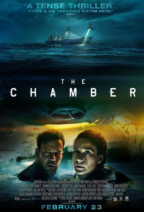 The Chamber : Kinoposter