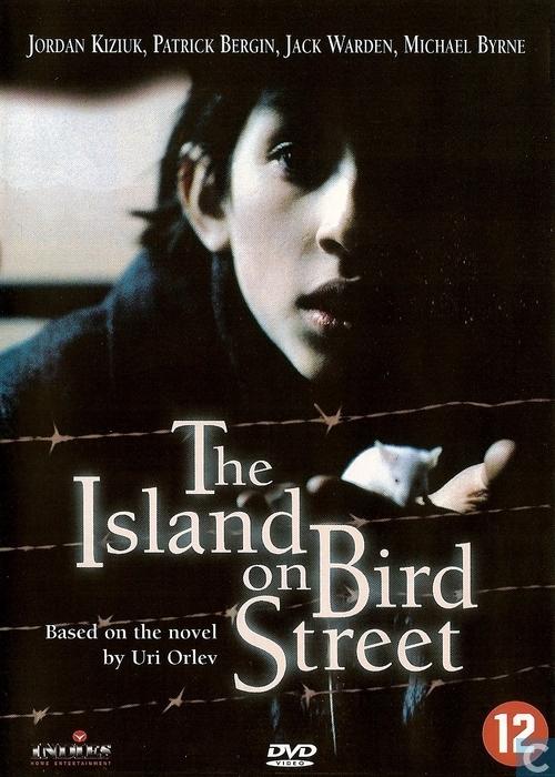 Die Insel in der Vogelstrasse : Kinoposter