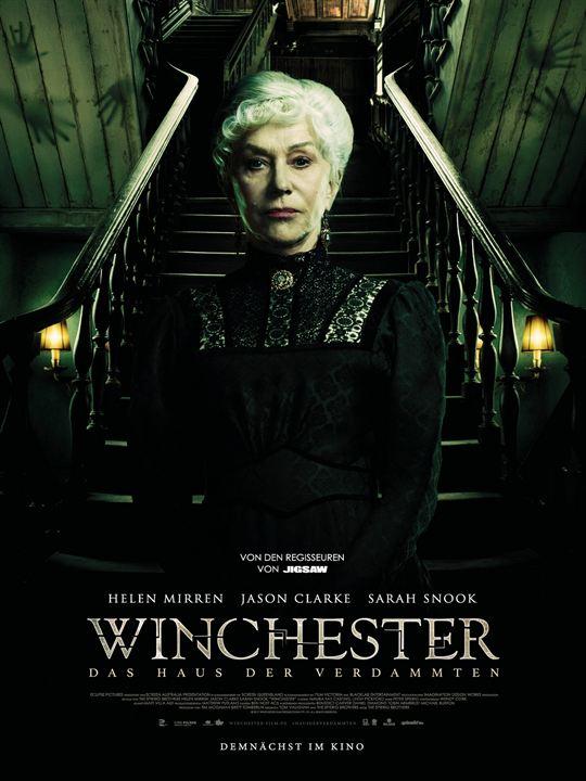 Winchester - Das Haus der Verdammten : Kinoposter