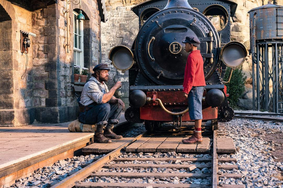 Jim Knopf und Lukas der Lokomotivführer : Bild Henning Baum, Solomon Gordon