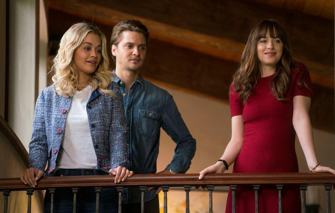 Fifty Shades Of Grey 3 - Befreite Lust : Bild Dakota Johnson, Luke Grimes, Rita Ora
