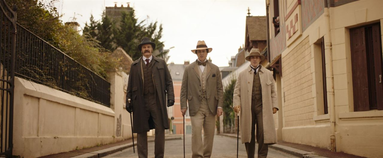 The Happy Prince : Bild Colin Firth, Edwin Thomas, Rupert Everett
