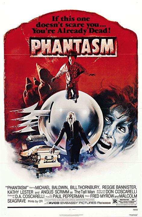 Phantasm - Das Böse : Kinoposter