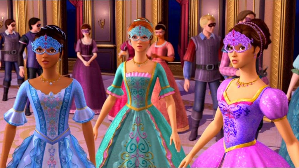 Bild von barbie und die drei musketiere bild 1 auf 7 - Barbie les 3 mousquetaires ...