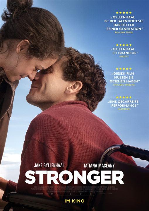 Stronger : Kinoposter
